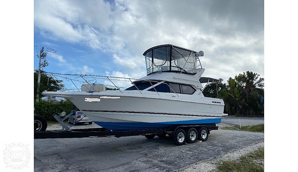 1998 Bayliner boat for sale, model of the boat is 2858 Ciera CB & Image # 2 of 2
