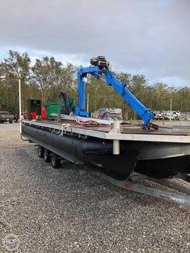 Stardust Enterprises Barge, 30', for sale - $46,700