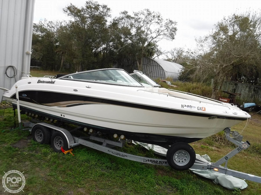 2005 Chaparral boat for sale, model of the boat is 256 SSi & Image # 16 of 40