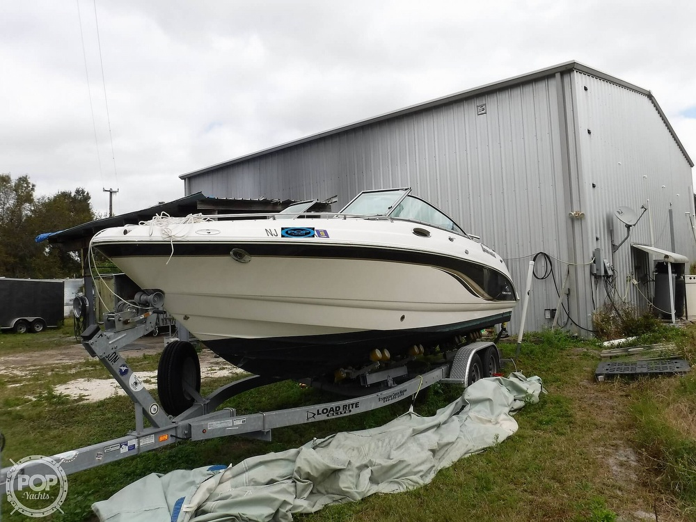2005 Chaparral boat for sale, model of the boat is 256 SSi & Image # 18 of 40