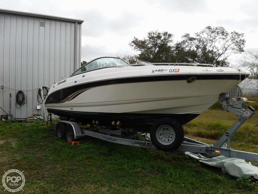 2005 Chaparral boat for sale, model of the boat is 256 SSi & Image # 24 of 40