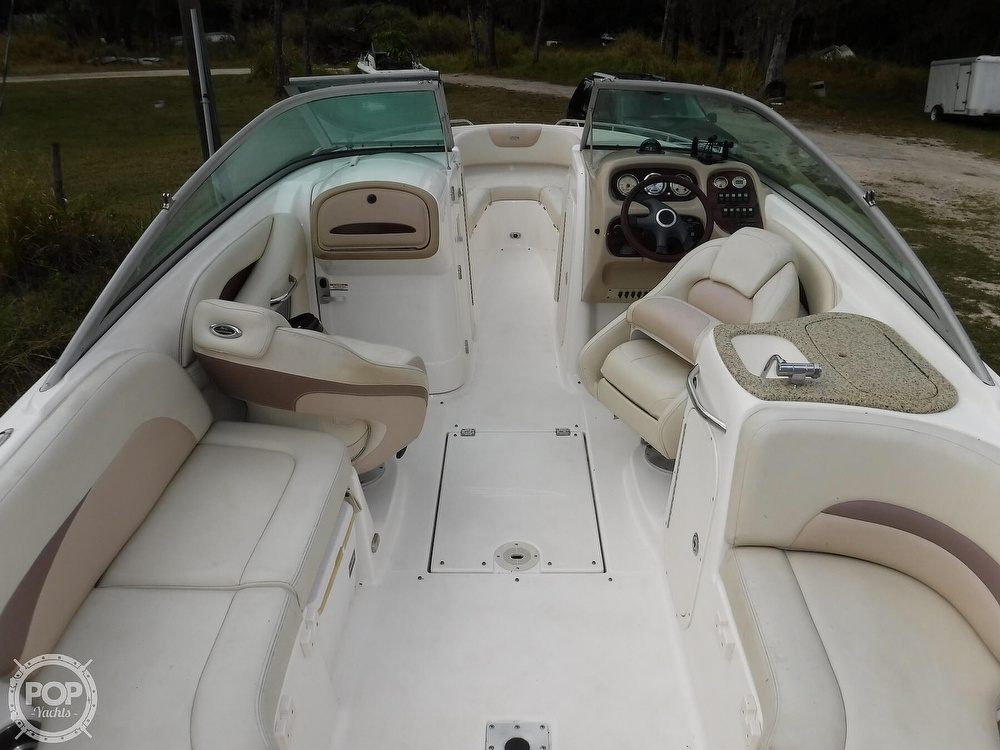 2005 Chaparral boat for sale, model of the boat is 256 SSi & Image # 27 of 40