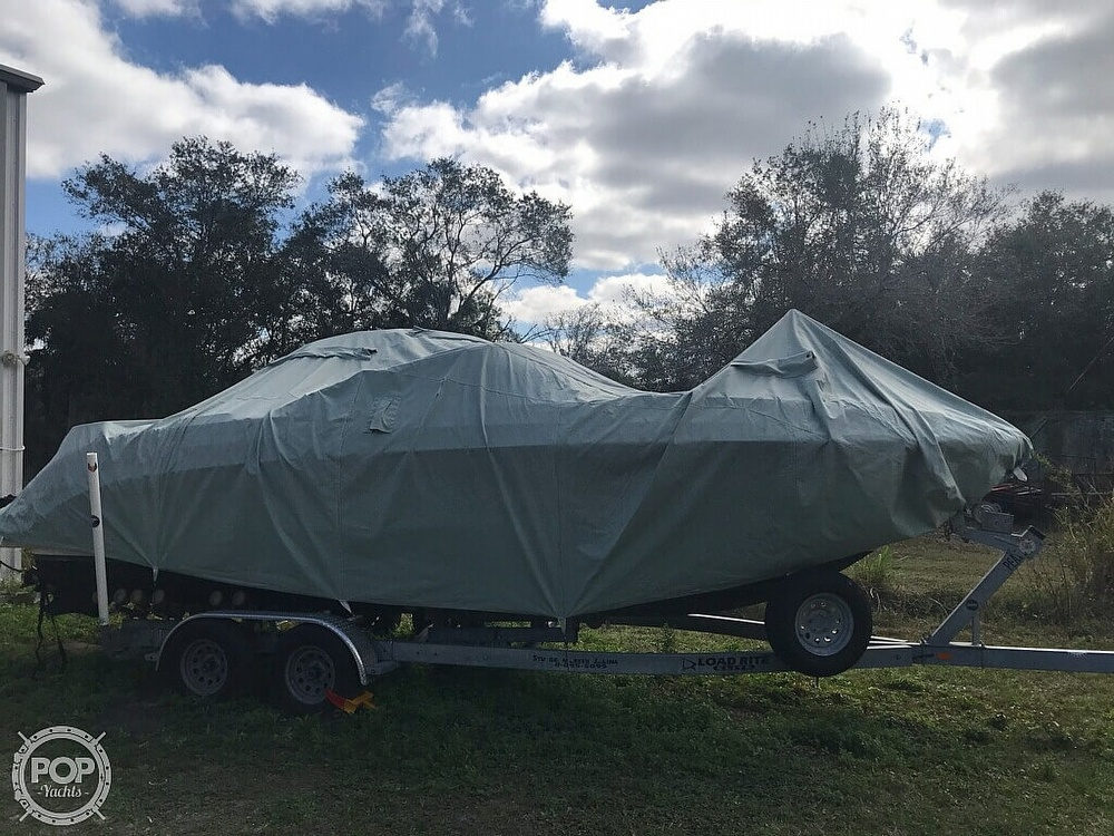 2005 Chaparral boat for sale, model of the boat is 256 SSi & Image # 14 of 40