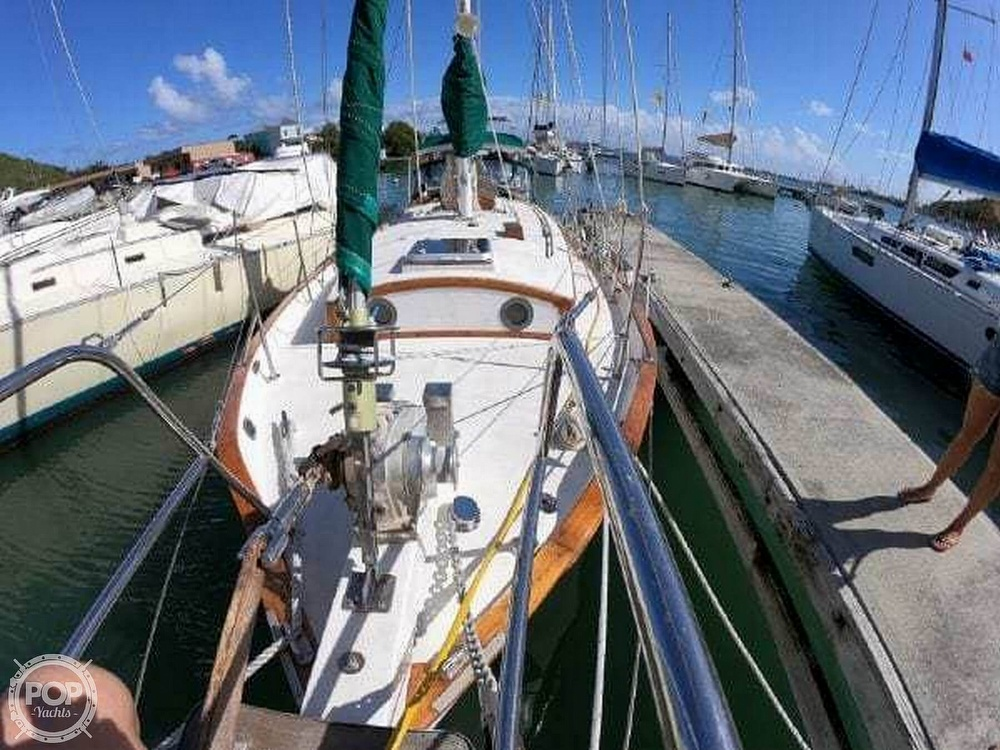 1978 Tayana boat for sale, model of the boat is 37 & Image # 4 of 40