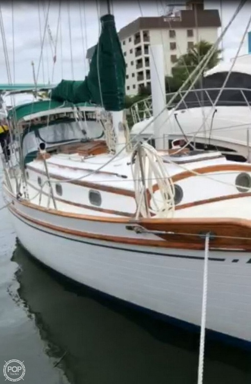 1978 Tayana boat for sale, model of the boat is 37 & Image # 6 of 40
