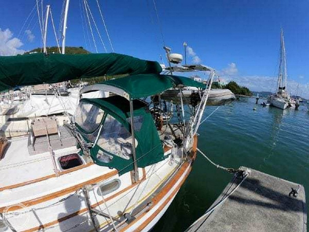 1978 Tayana boat for sale, model of the boat is 37 & Image # 8 of 40