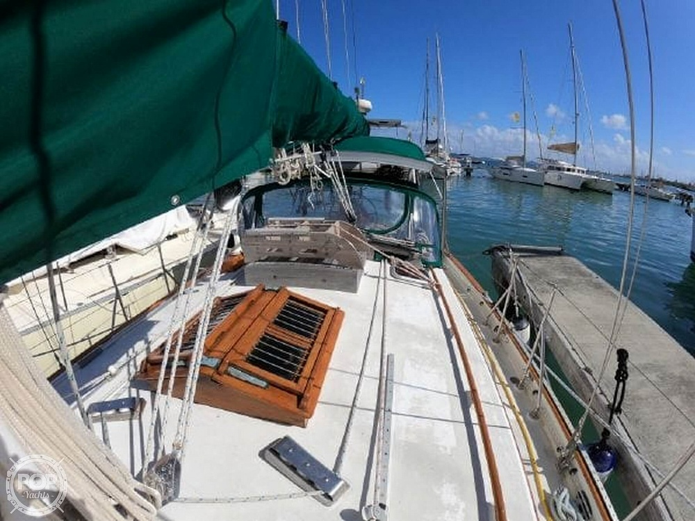 1978 Tayana boat for sale, model of the boat is 37 & Image # 9 of 40