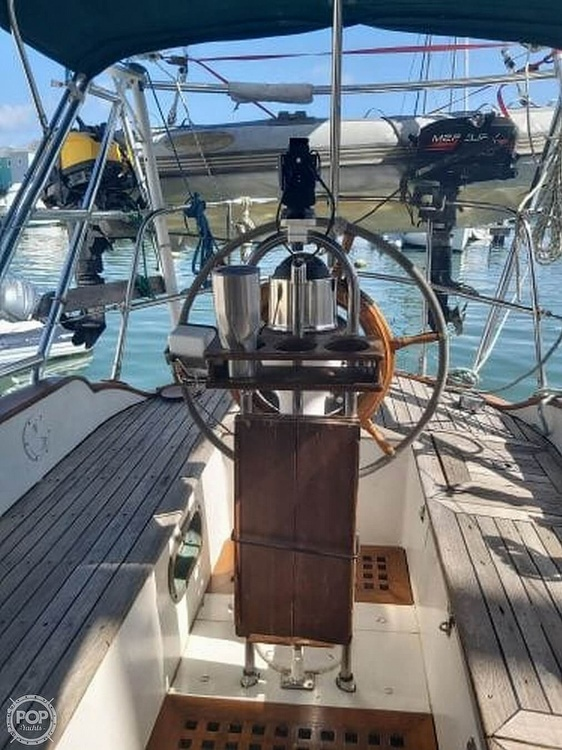 1978 Tayana boat for sale, model of the boat is 37 & Image # 10 of 40