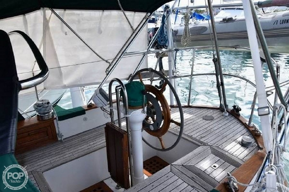 1978 Tayana boat for sale, model of the boat is 37 & Image # 12 of 40