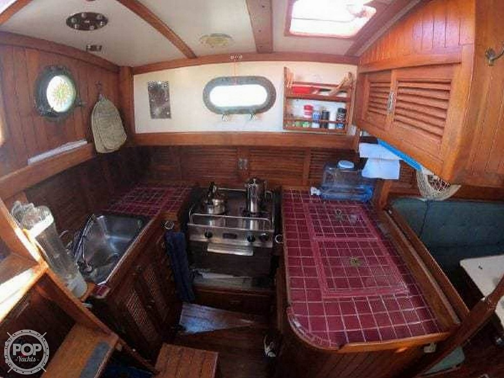 1978 Tayana boat for sale, model of the boat is 37 & Image # 14 of 40
