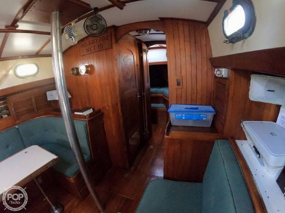 1978 Tayana boat for sale, model of the boat is 37 & Image # 17 of 40