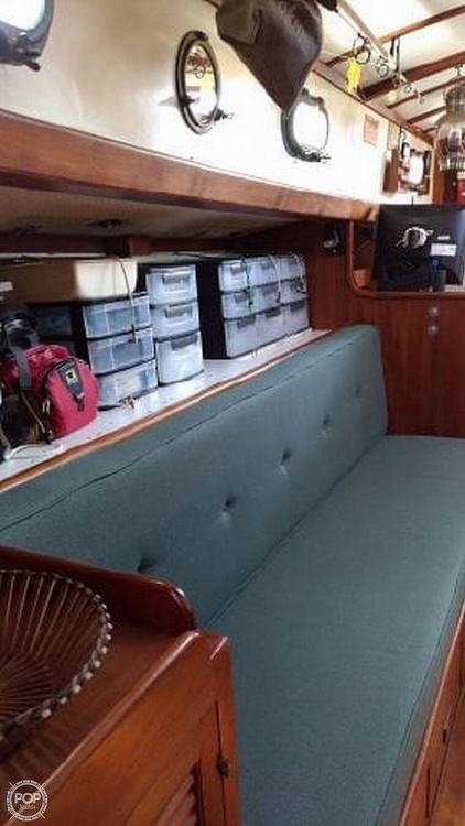 1978 Tayana boat for sale, model of the boat is 37 & Image # 18 of 40