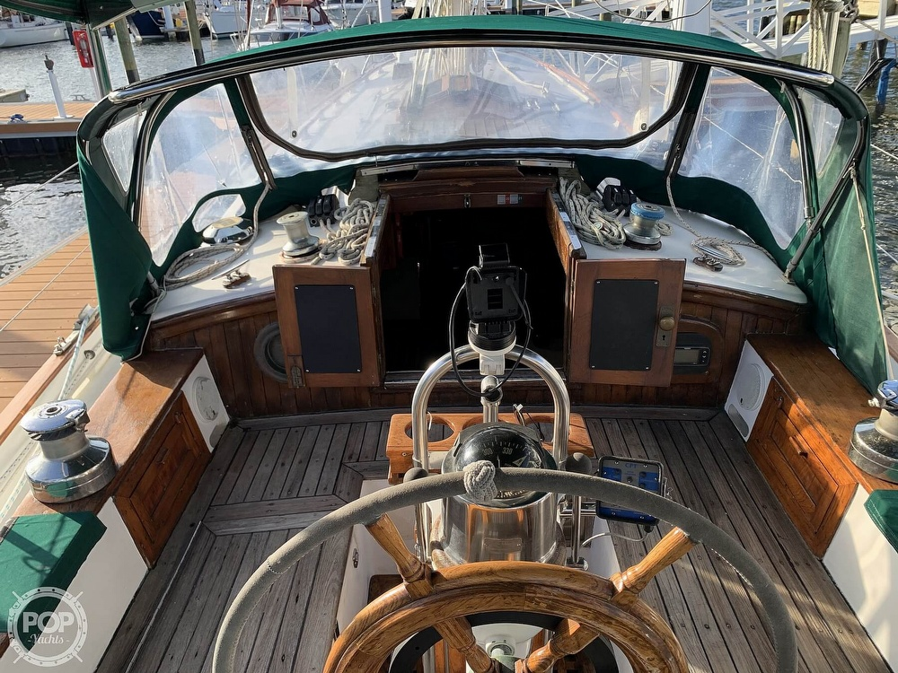 1978 Tayana boat for sale, model of the boat is 37 & Image # 24 of 40