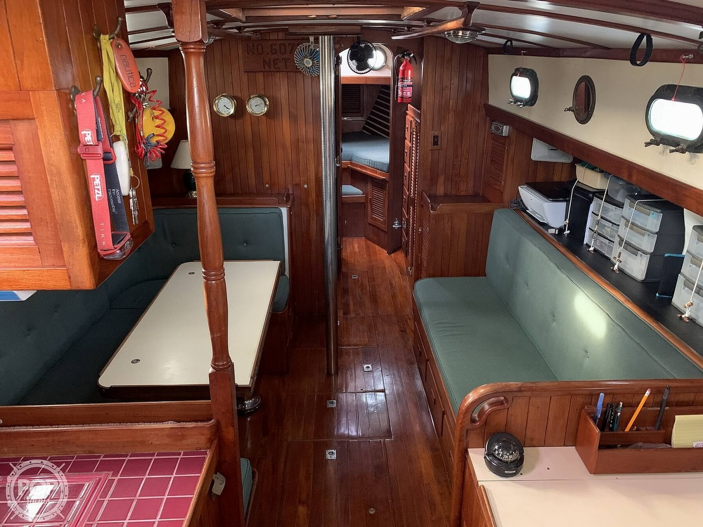 1978 Tayana boat for sale, model of the boat is 37 & Image # 26 of 40