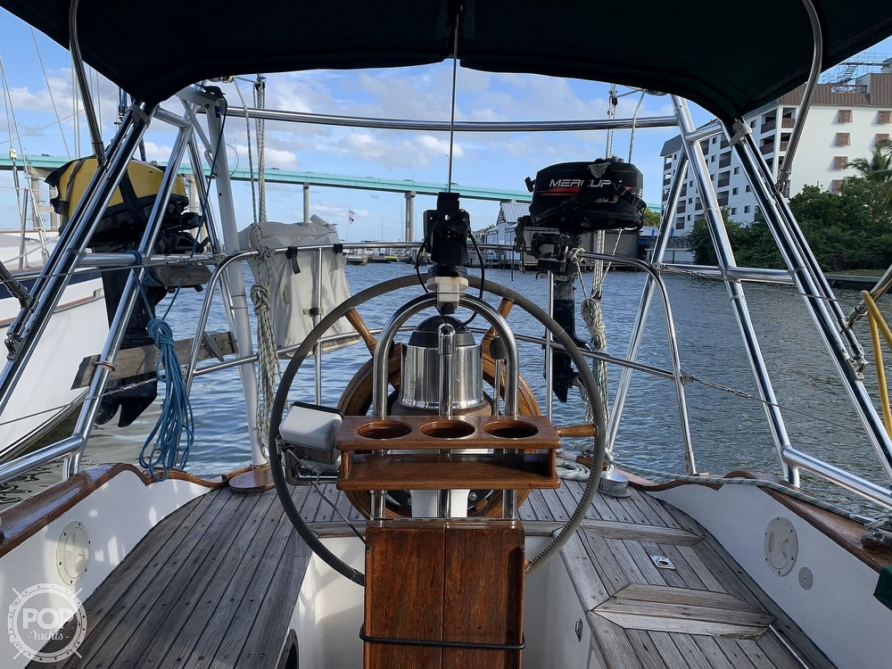 1978 Tayana boat for sale, model of the boat is 37 & Image # 33 of 40