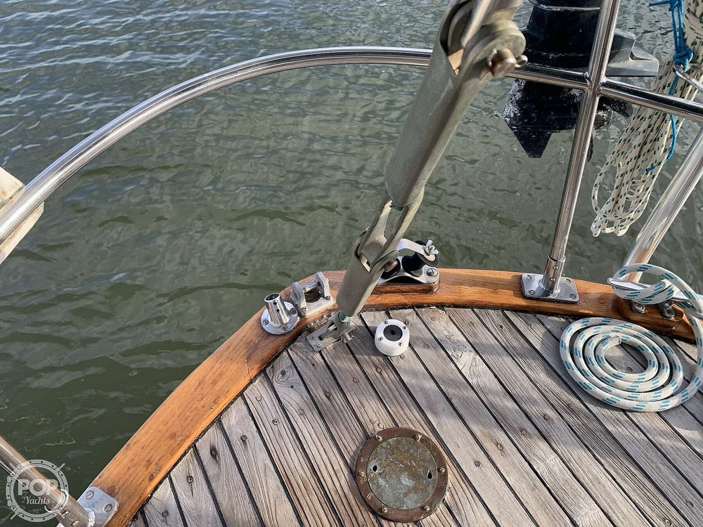 1978 Tayana boat for sale, model of the boat is 37 & Image # 38 of 40