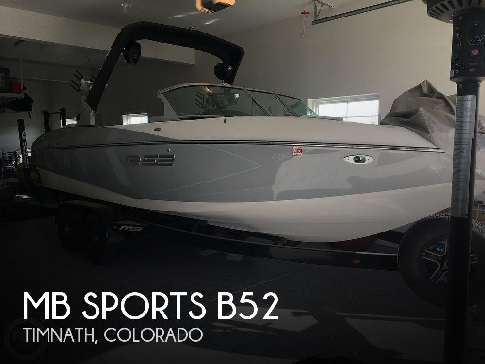 Used MB Sports Boats For Sale by owner | 2018 MB Sports 23