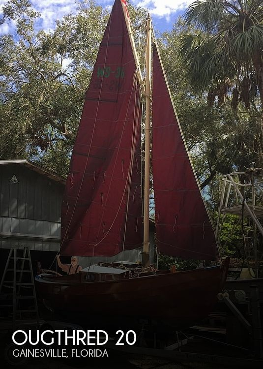 2017 Ougthred boat for sale, model of the boat is Wee Seal 20 & Image # 1 of 16