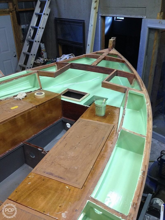 2017 Ougthred boat for sale, model of the boat is Wee Seal 20 & Image # 11 of 16