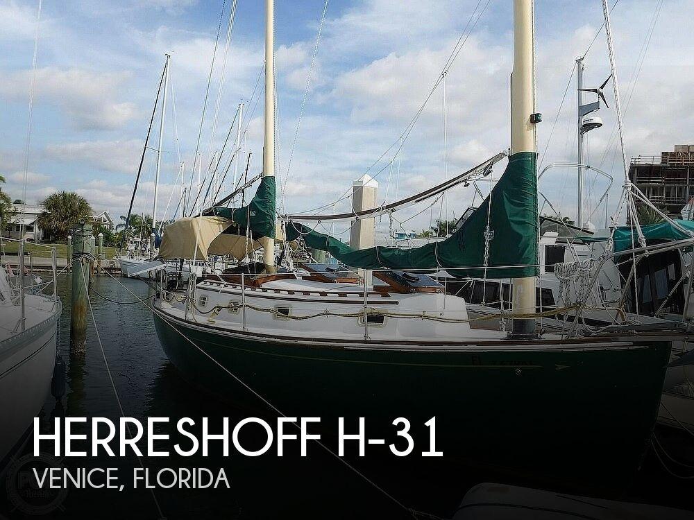 Used Herreshoff Boats For Sale by owner | 1985 Herreshoff 31