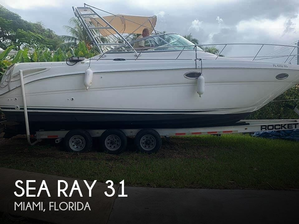Used Sea Ray 31 Boats For Sale by owner | 2004 Sea Ray 31
