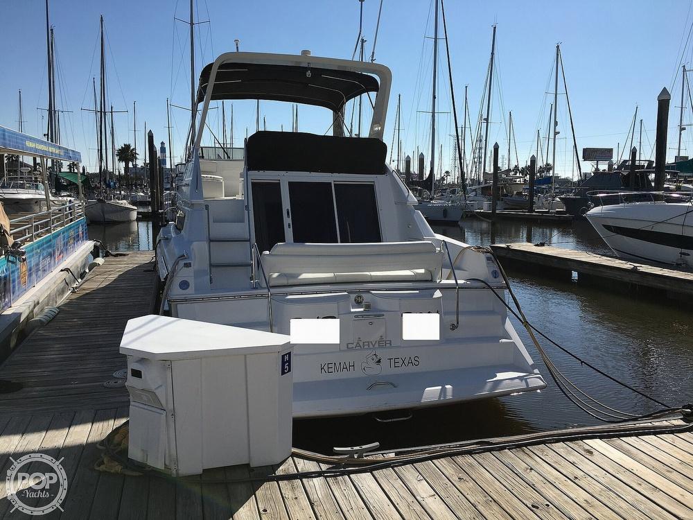 2000 Carver boat for sale, model of the boat is 380 Santego Flybridge Cruiser & Image # 14 of 40