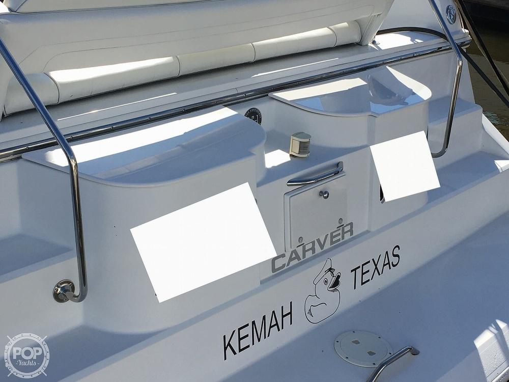 2000 Carver boat for sale, model of the boat is 380 Santego Flybridge Cruiser & Image # 25 of 40