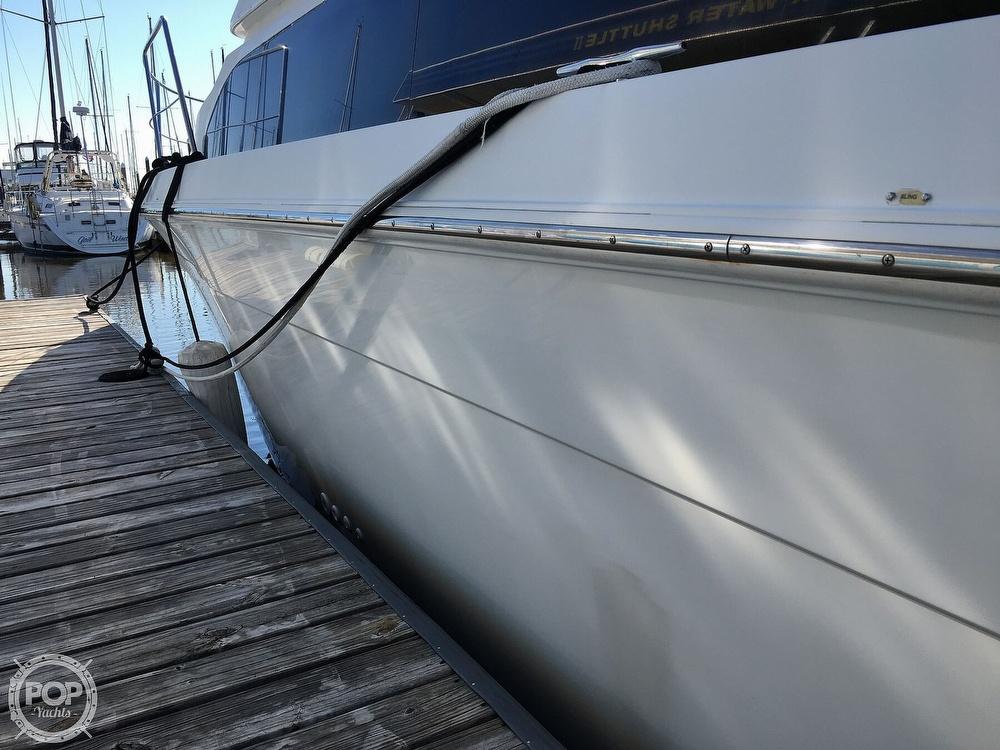 2000 Carver boat for sale, model of the boat is 380 Santego Flybridge Cruiser & Image # 33 of 40
