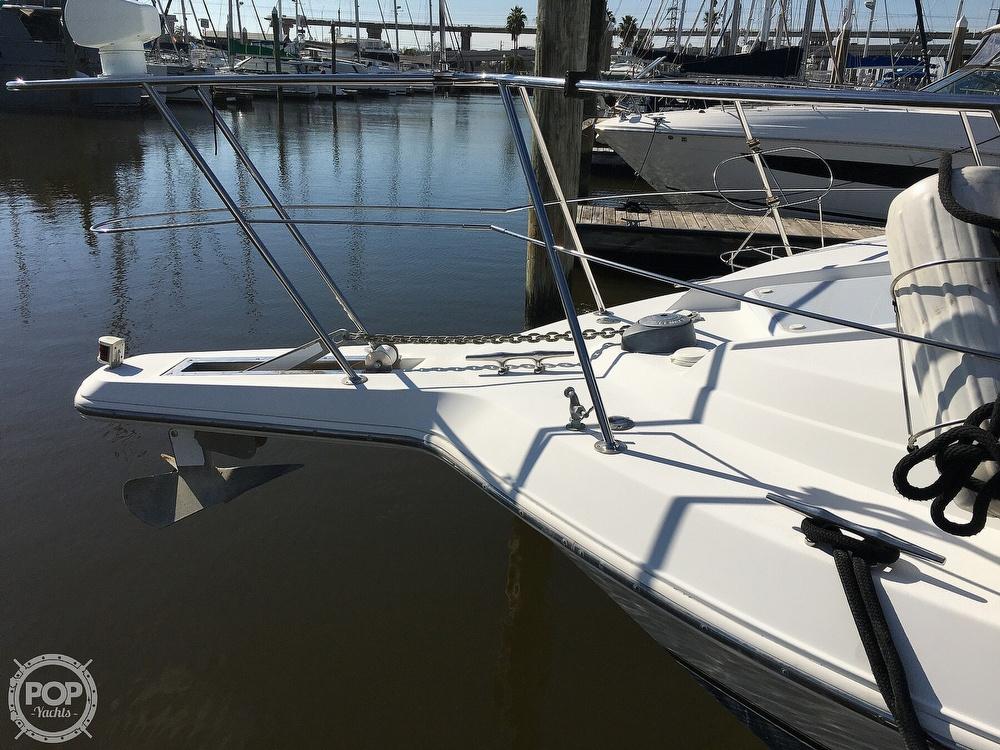 2000 Carver boat for sale, model of the boat is 380 Santego Flybridge Cruiser & Image # 40 of 40