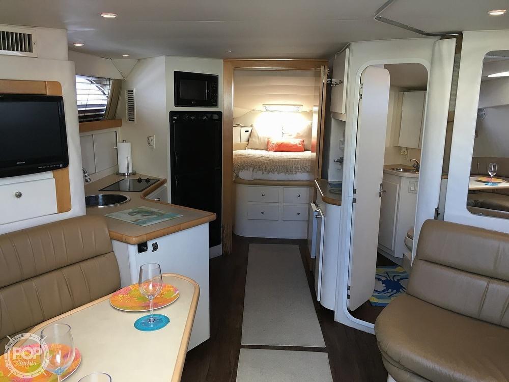 2000 Carver boat for sale, model of the boat is 380 Santego Flybridge Cruiser & Image # 8 of 40