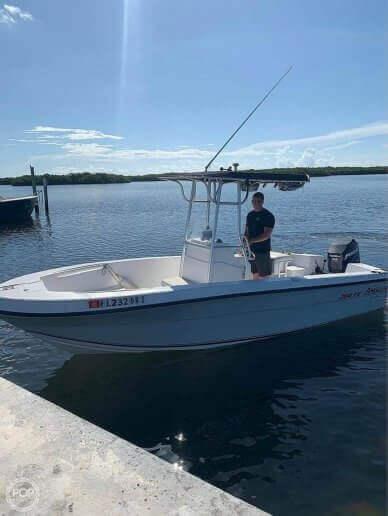 Angler 204fx, 204, for sale - $20,750