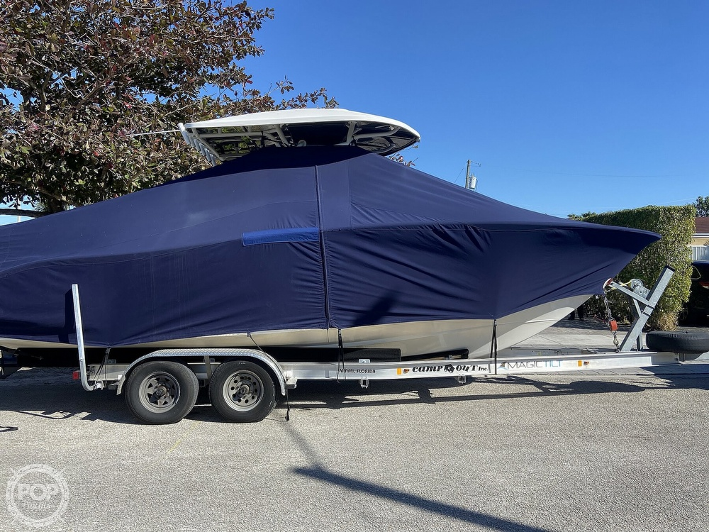 2015 Cape Horn boat for sale, model of the boat is 27 & Image # 13 of 40