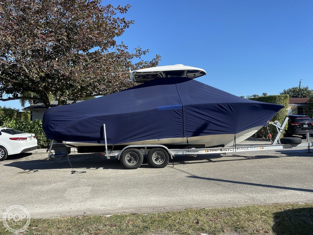 2015 Cape Horn boat for sale, model of the boat is 27 & Image # 11 of 40