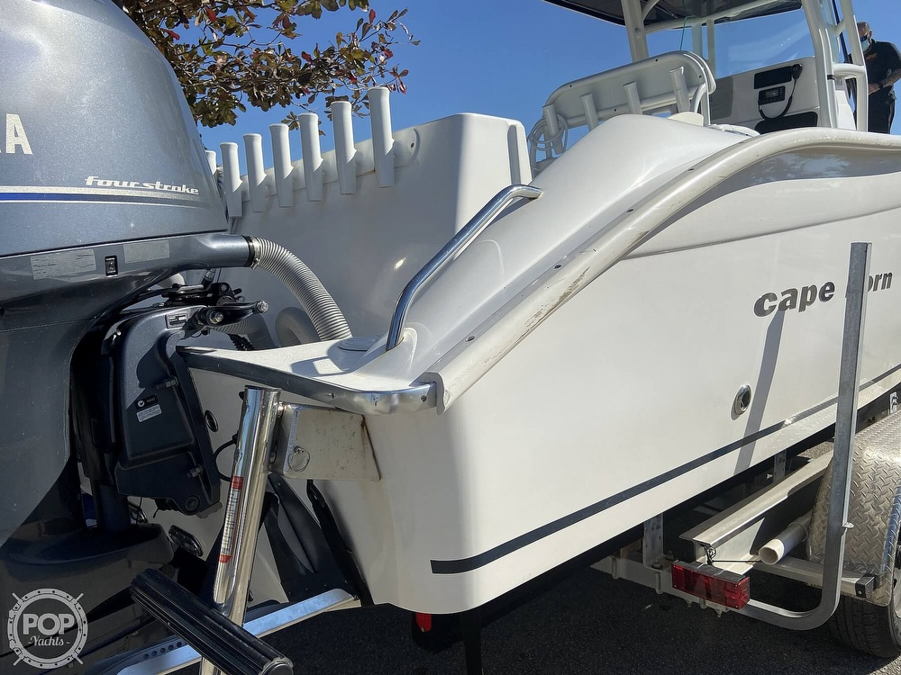 2015 Cape Horn boat for sale, model of the boat is 27 & Image # 22 of 40