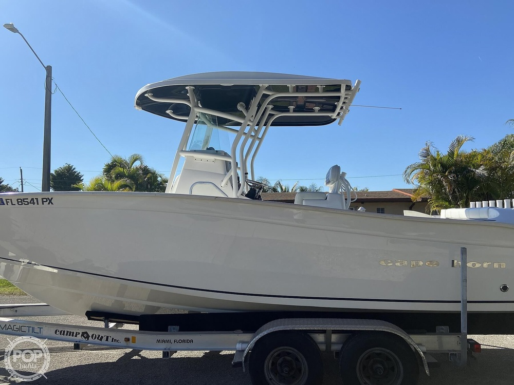 2015 Cape Horn boat for sale, model of the boat is 27 & Image # 8 of 40