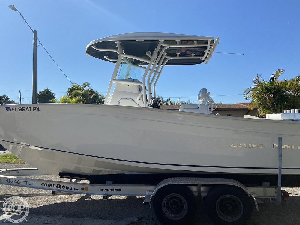 2015 Cape Horn boat for sale, model of the boat is 27 & Image # 29 of 40