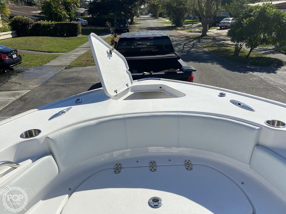 2015 Cape Horn boat for sale, model of the boat is 27 & Image # 38 of 40