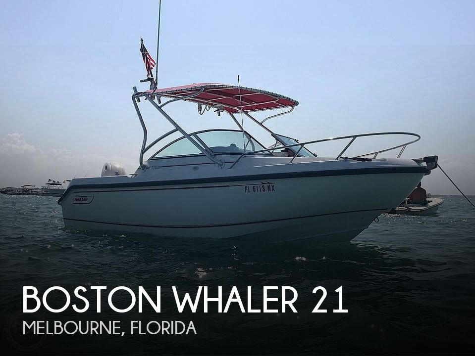 Used Boston Whaler Ventura 21 Boats For Sale by owner | 2000 Boston Whaler Ventura 21