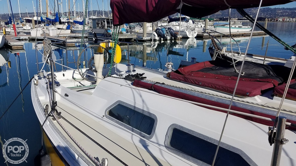 1976 Ericson Yachts boat for sale, model of the boat is 29 & Image # 10 of 40