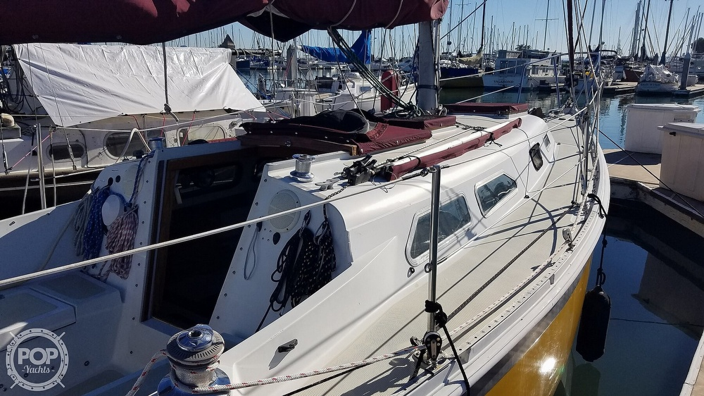 1976 Ericson Yachts boat for sale, model of the boat is 29 & Image # 24 of 40