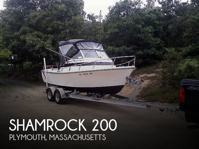 1989 SHAMROCK 20 for sale