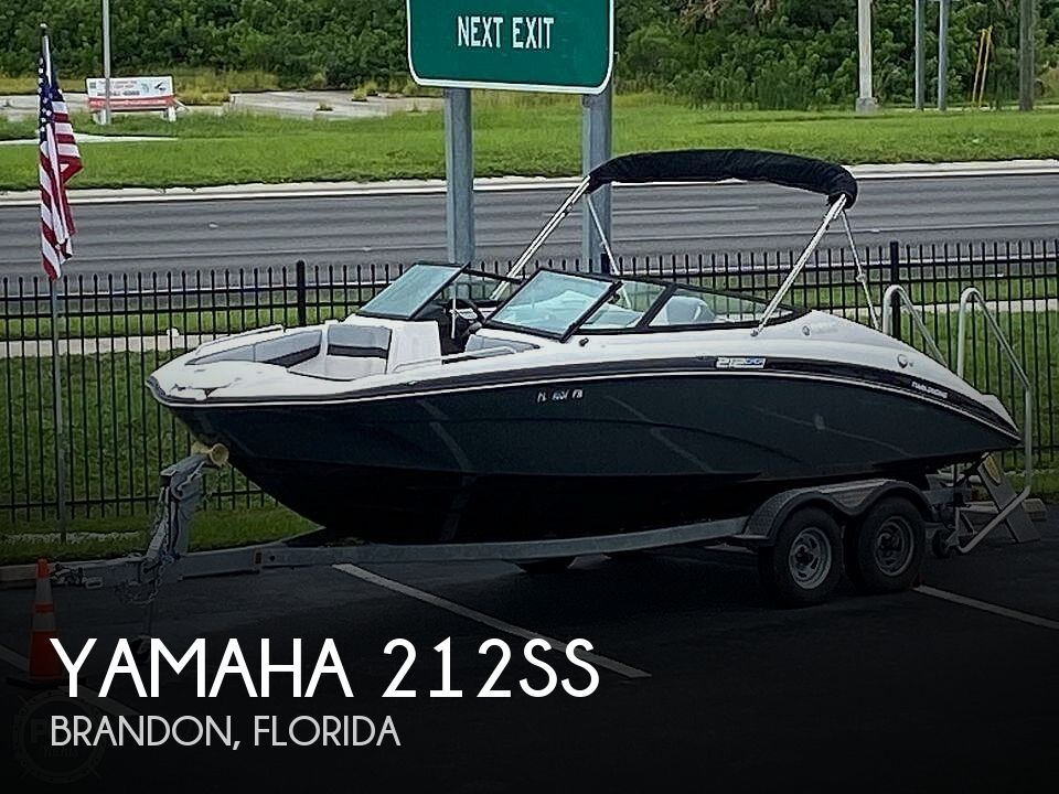Used Yamaha Ski Boats For Sale by owner | 2013 Yamaha 212ss
