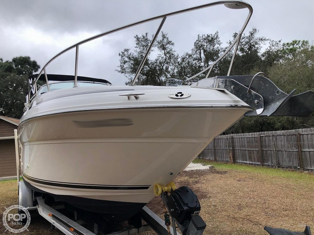 2001 Sea Ray boat for sale, model of the boat is 260 Sundancer & Image # 34 of 40