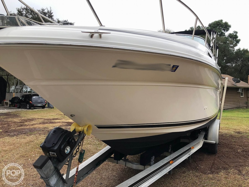 2001 Sea Ray boat for sale, model of the boat is 260 Sundancer & Image # 38 of 40