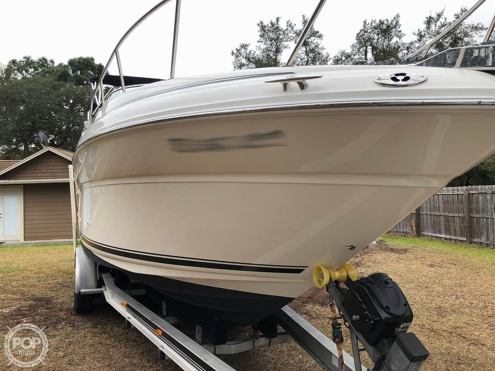 2001 Sea Ray boat for sale, model of the boat is 260 Sundancer & Image # 37 of 40