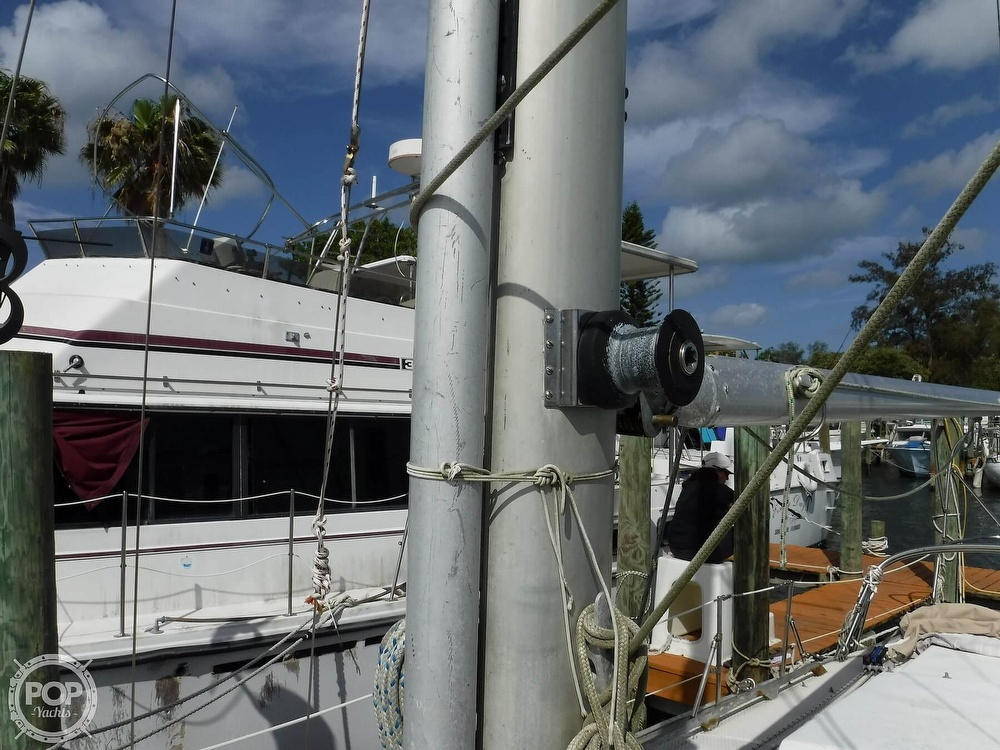 1976 Bristol boat for sale, model of the boat is 34 & Image # 28 of 40