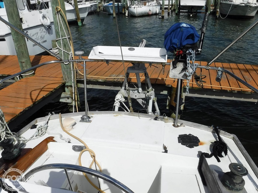 1976 Bristol boat for sale, model of the boat is 34 & Image # 38 of 40