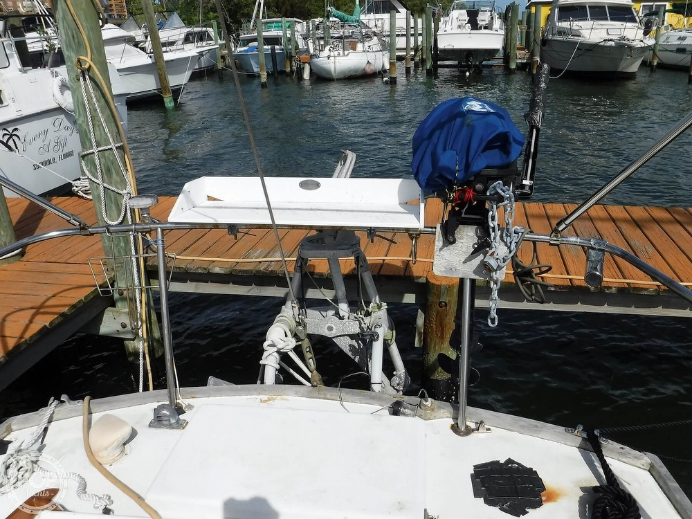 1976 Bristol boat for sale, model of the boat is 34 & Image # 40 of 40