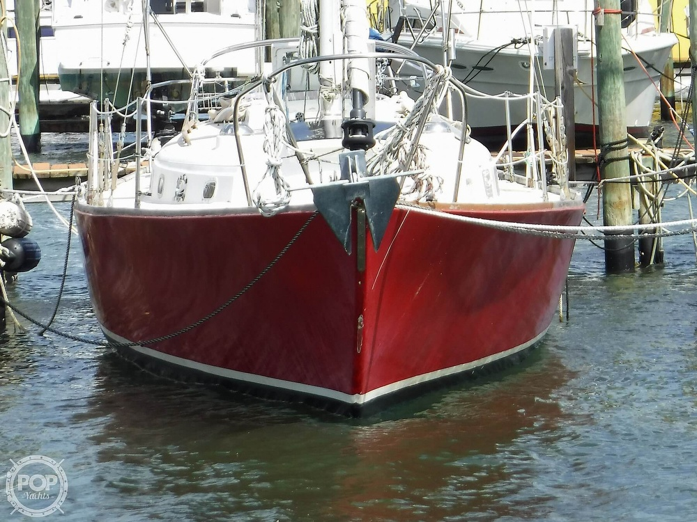 1976 Bristol boat for sale, model of the boat is 34 & Image # 2 of 40