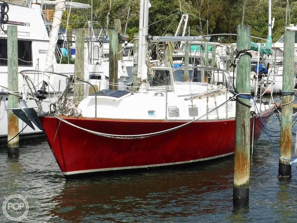 1976 Bristol boat for sale, model of the boat is 34 & Image # 3 of 40